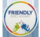Friendly Bird Aviary Logo